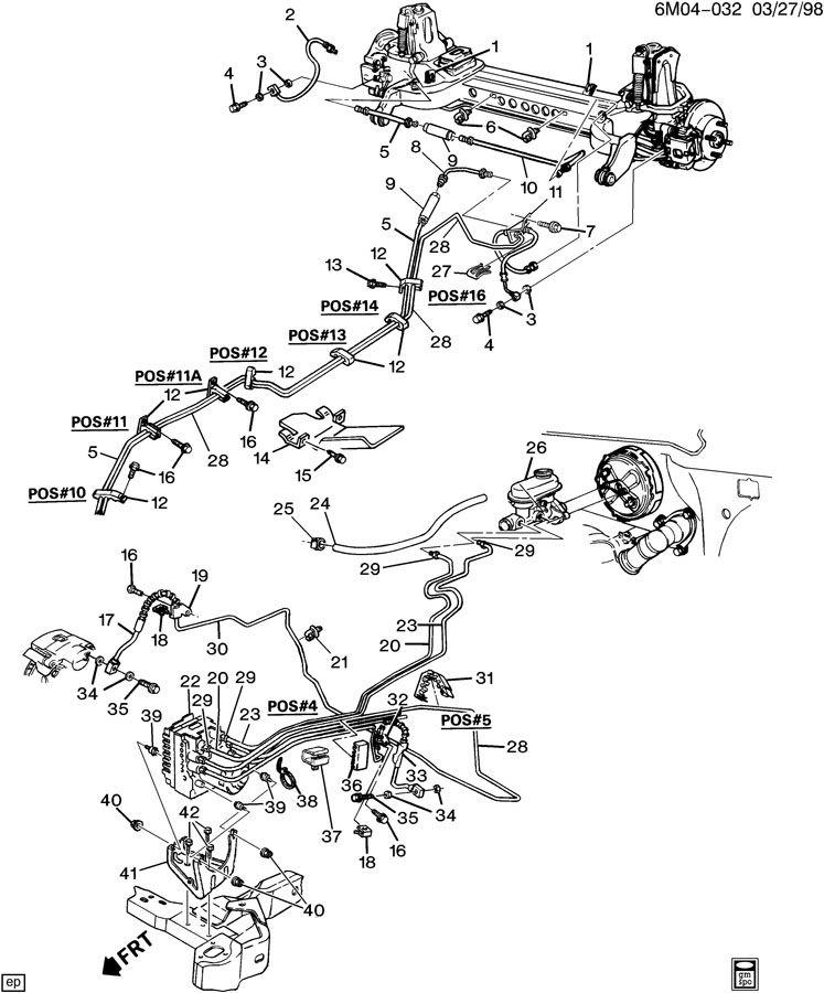 [SCHEMATICS_4FD]  2002 ETC brake line diagram | Cadillac Owners Forum | Cadillac Brakes Diagram |  | Cadillac Forums