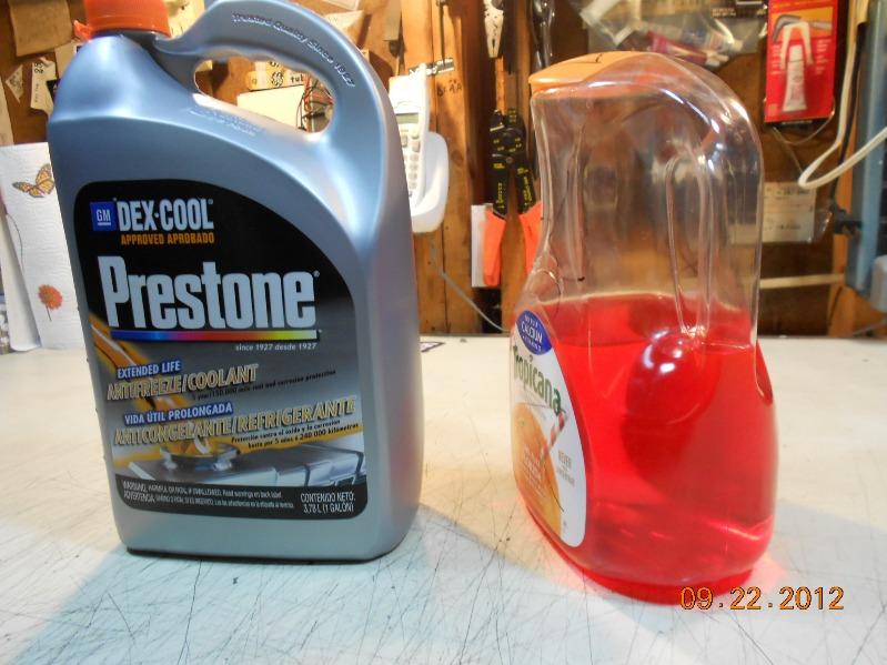Prestone AF2100 Extended Life 50/50 Antifreeze - 1 Gallon ... | 599x799