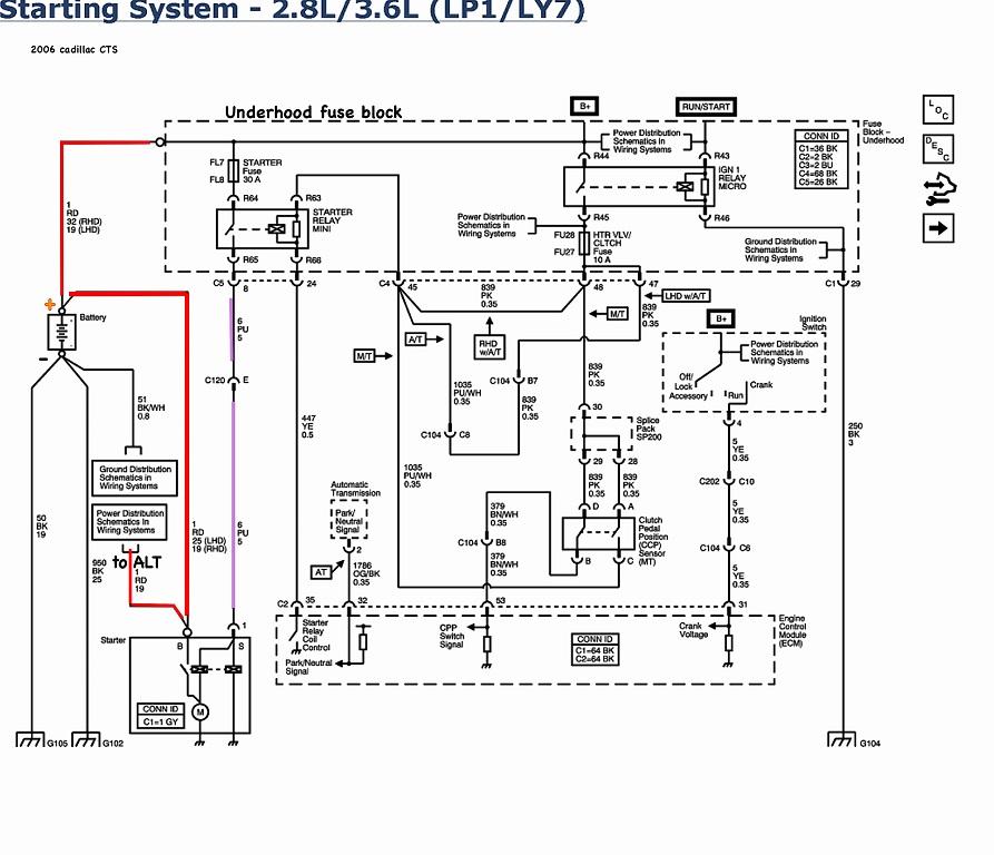 03 cadillac cts alternator wiring | wiring diagrams description shake  wiring diagram library