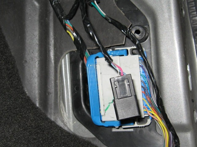 2010 Cadillac Cts Backup Camera Wiring Diagram