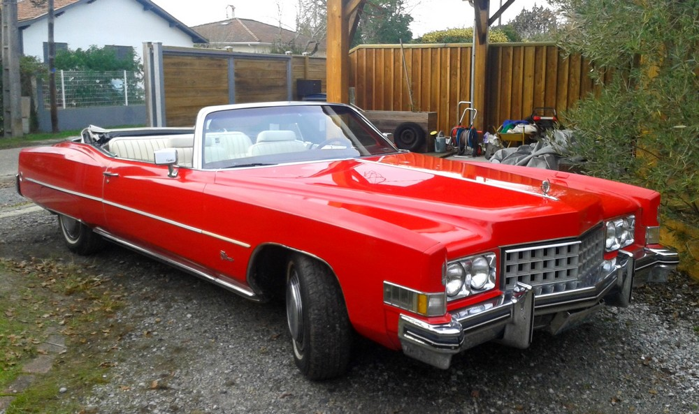 Electrical Mystery On My Eldorado Convertible 1973 500ci Cadillac Owners Forum