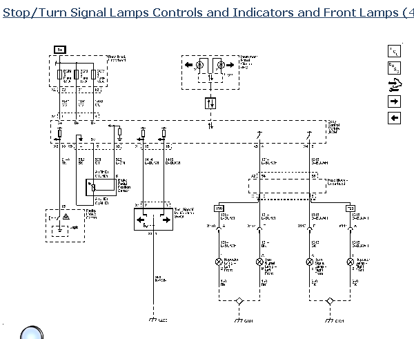 Turn Signal Wiring For Led And Load Resistors Cadillac Owners Forum