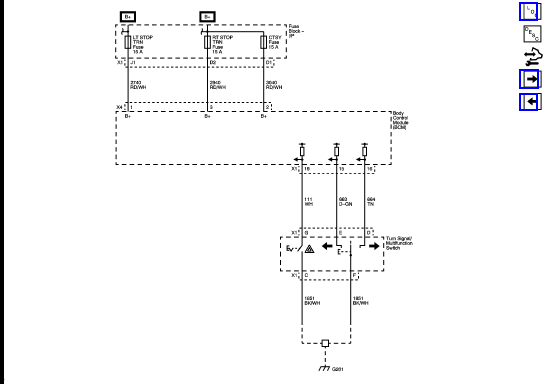 [SCHEMATICS_4US]  Wiring Diagram for Left Front Blinker?   Cadillac Owners Forum   Cadillac Turn Signal Wiring Diagram      Cadillac Forums