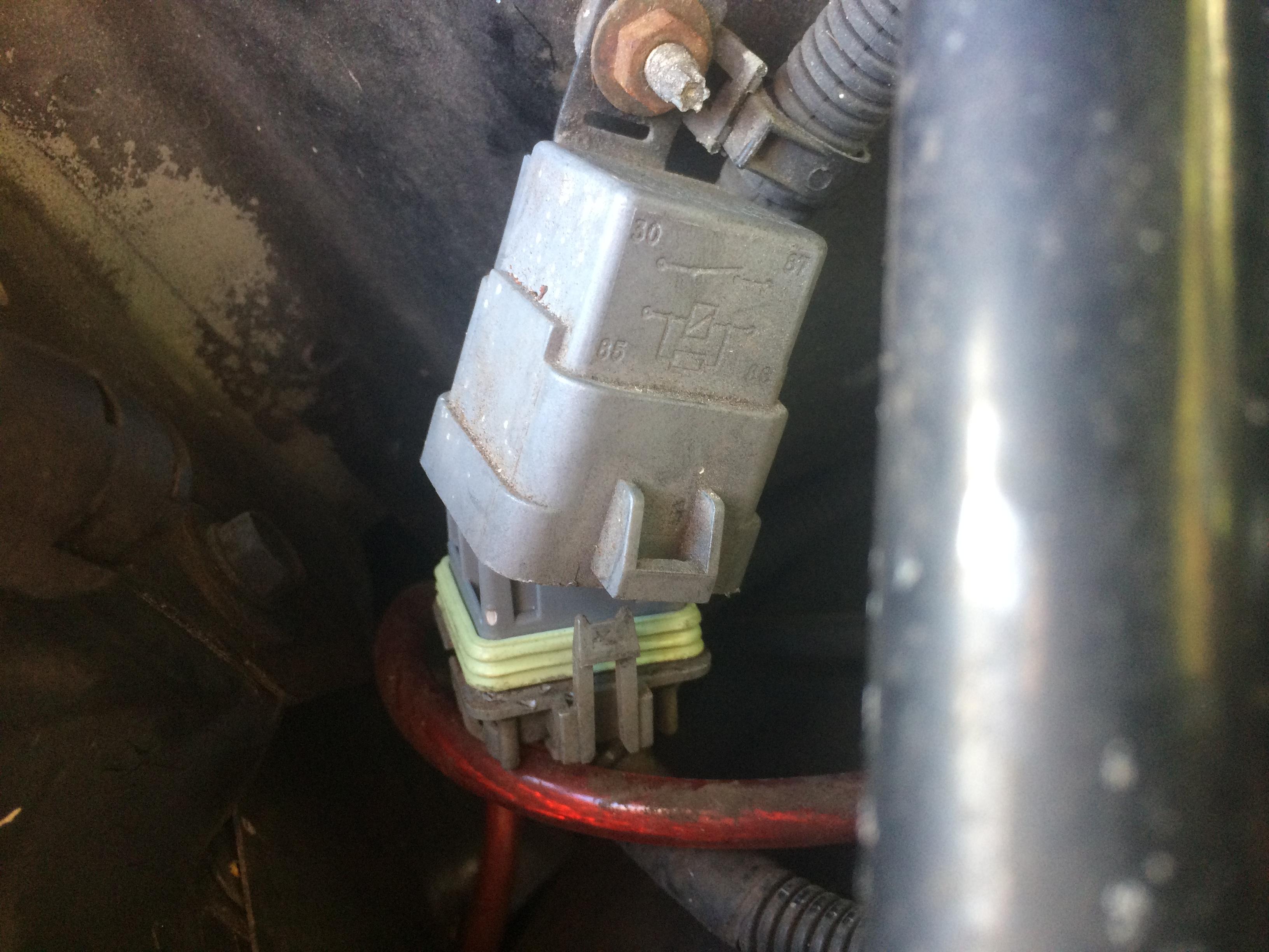 1993 FWB fuel pump - relay control side power | Cadillac Owners ForumCadillac Forums