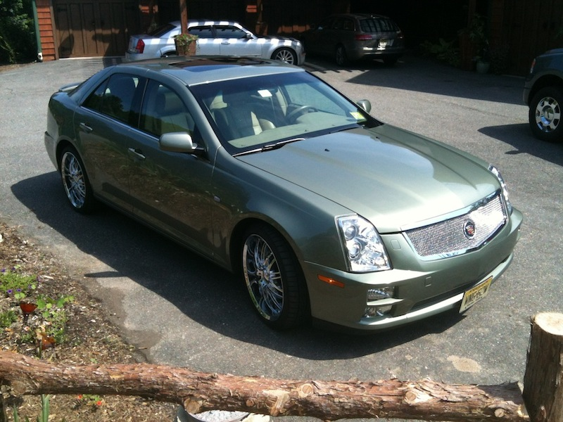 Madtuner Ecm And Tcm Review 2005 Cadillac Sts N Cadillac Owners Forum