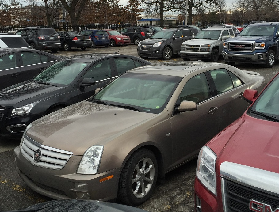 2005 transmission fluid change/check | Cadillac Owners Forum