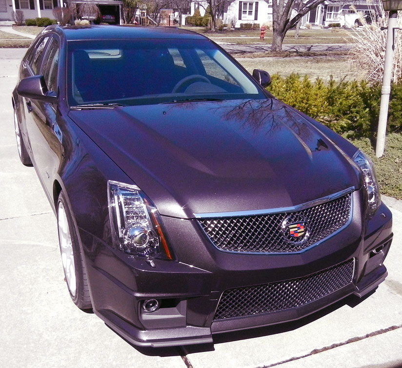 2015 Cadillac Cts V Reviews And Rating: Pics Of *delivered* CTS-Vs Here