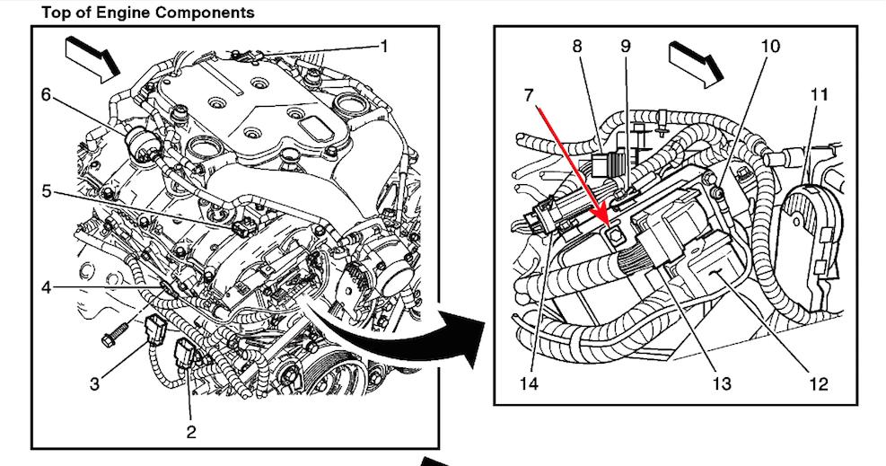 2008 Cadillac Sts Engine Diagram Wiring Diagram Motor B Motor B Frankmotors Es