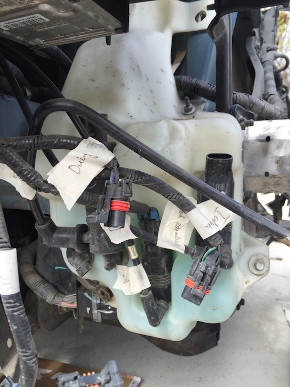 How To Replace Windshield Washer Reservoir Cadillac Owners Forum