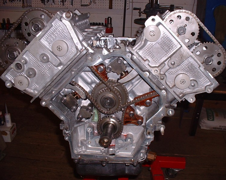 Seananon Jopower 2005 Cadillac Srx Timing Chain Replacement