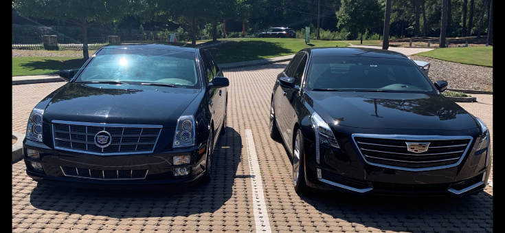 CT6 + STS