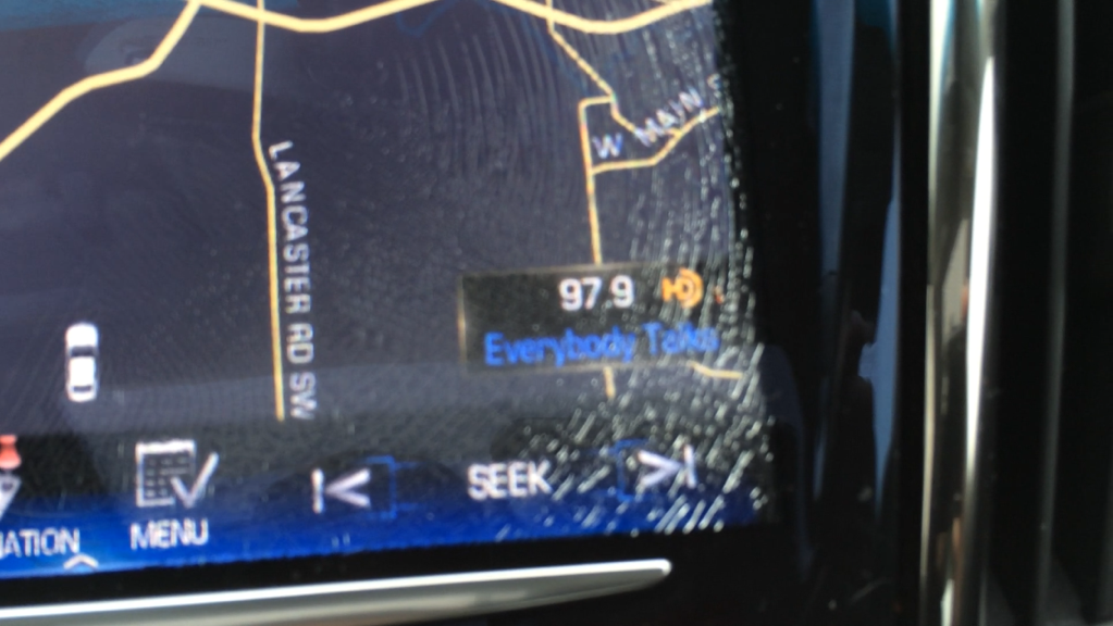 Nav/Cue screen all messed up | Cadillac Owners Forum