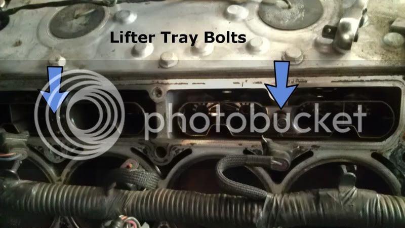 Heads Cam Intake Throttle Body Install Writeup | Cadillac