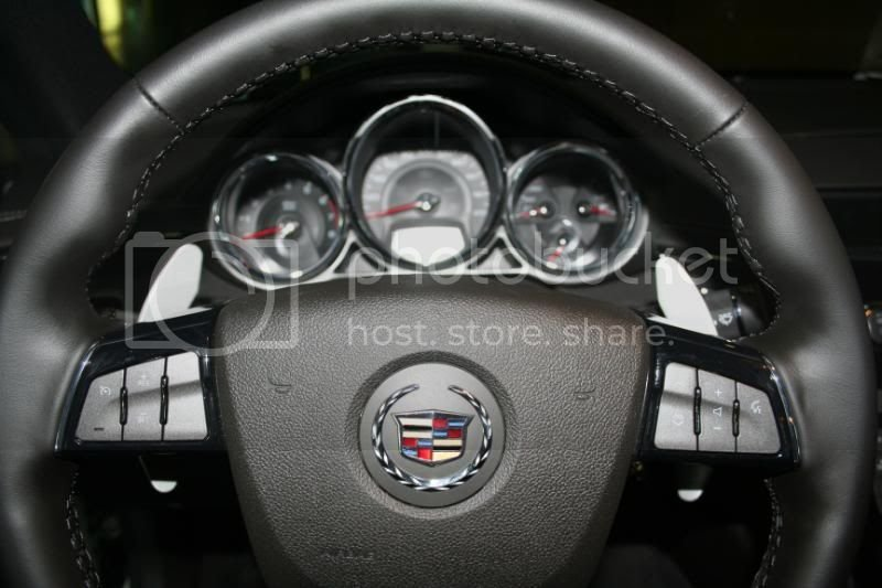 S2T Performance Products Cadillac CTS/CTS-V Paddle Shifters Group