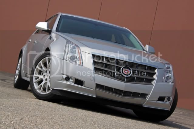 2012 CTS Grille ? Opinions ? | Cadillac Owners Forum