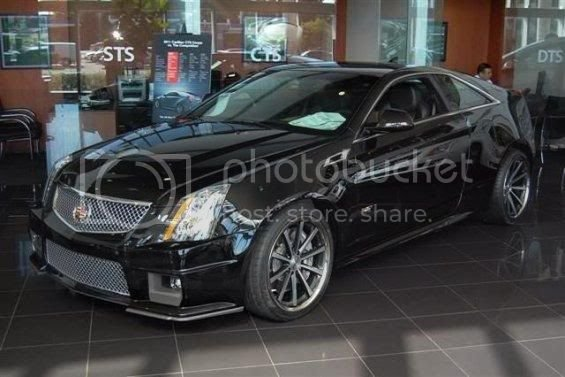 Who Makes Cadillac >> Anyone Know Who Makes These Wheels And Do They Fit The Sedan