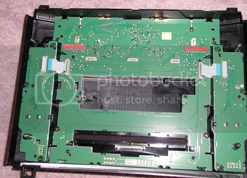 Radio screen display problem! Pic attached (Searched, no
