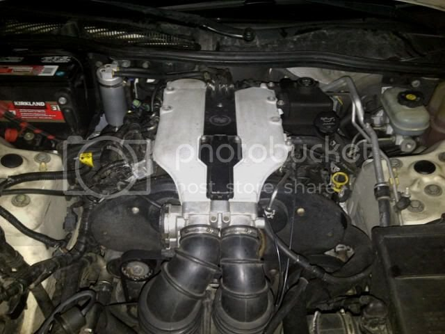 2003 CTS PCV and Valve cover gaskets   Cadillac Owners Forum