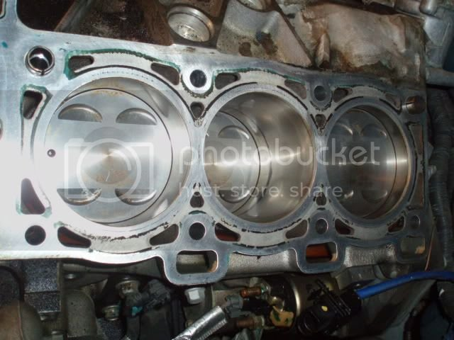 03 CTS 3 2L with a Broken Timing Belt - Will a valve job be