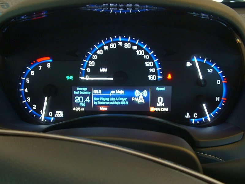 Gas Mileage ATS 2 0T | Cadillac Owners Forum