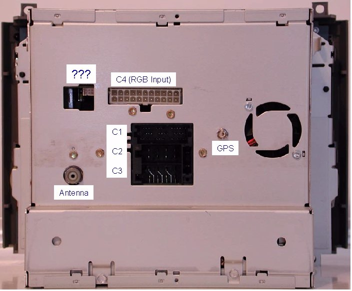 GM XM Tuner & Wiring Harness Part #s? | Cadillac Owners Forum  Cadillac Cts Wiring Diagram Window on