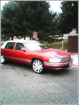 can i fit 22 s on this 95 deville cadillac owners forum can i fit 22 s on this 95 deville
