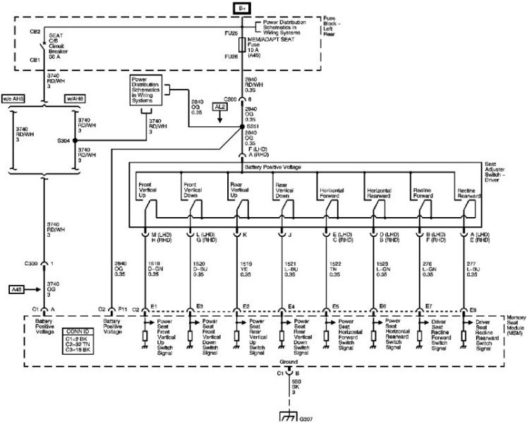 2011 Srx Wiring Diagram FULL HD Quality Version Wiring