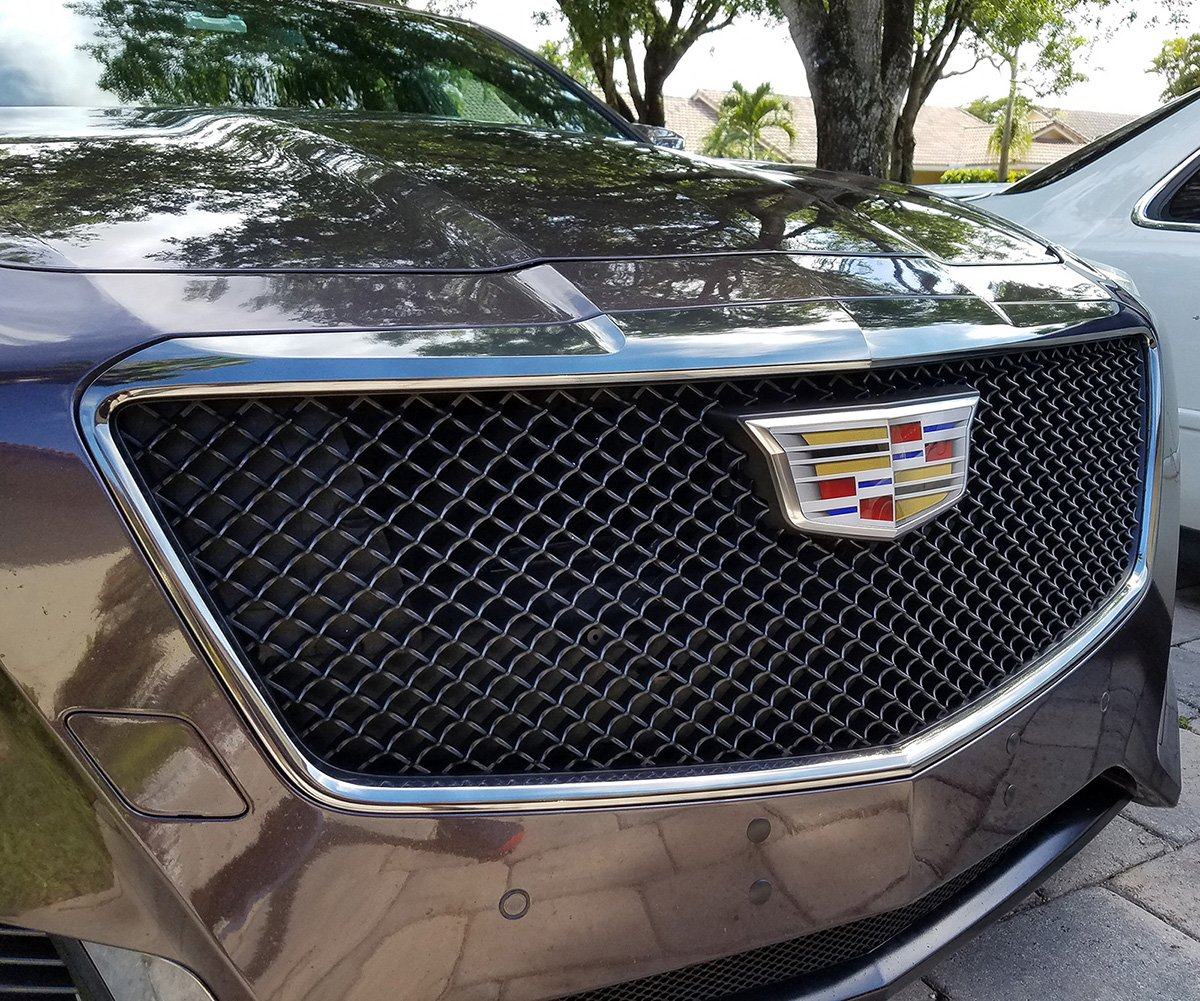 Successful aftermarket Grille swap with ACC working