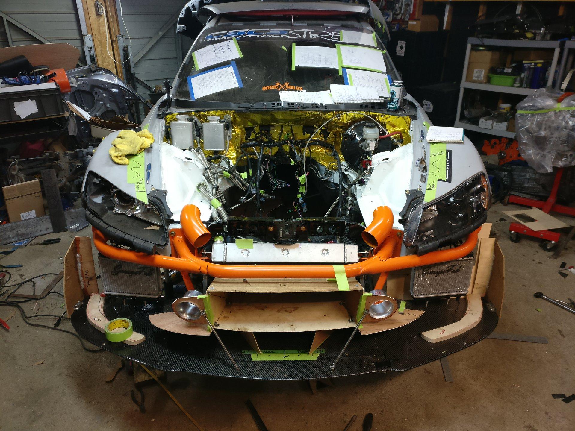 ATS-V LF4 into an RX8 - Build thread   Page 3   Cadillac