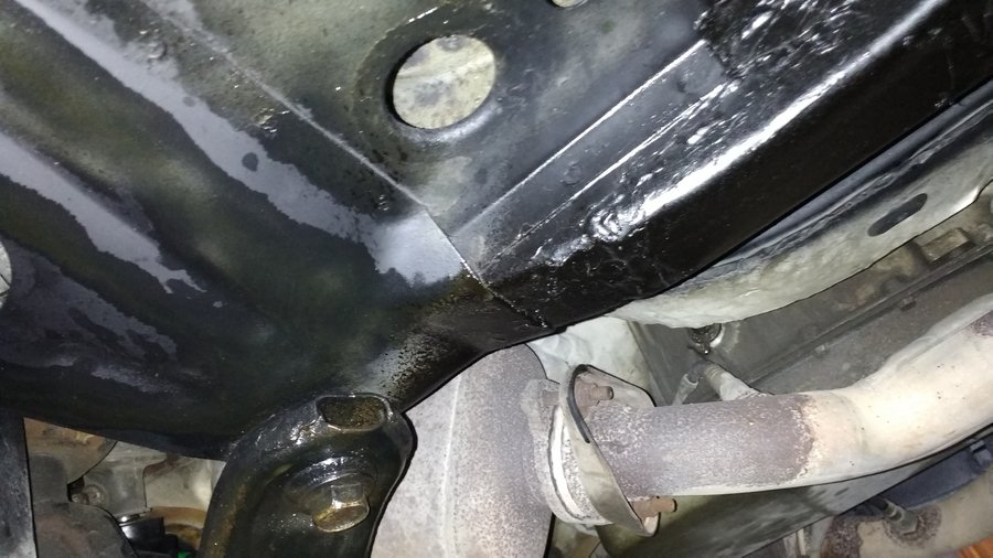 frame rail rust | Cadillac Owners Forum