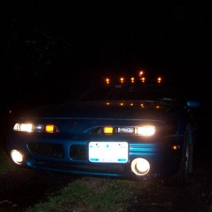 Have you ever owned a Grand Prix with cab lights?  I submit that you have not.