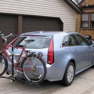 bike.rack40)  why it has a trailer hitch