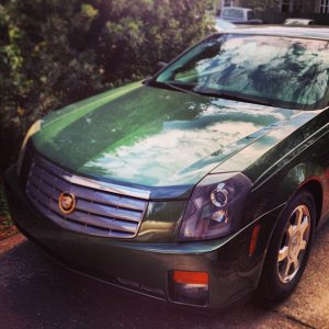 our 2003 CTS