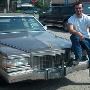 Me and the Caddy