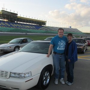 Day on the Kansas Speedway