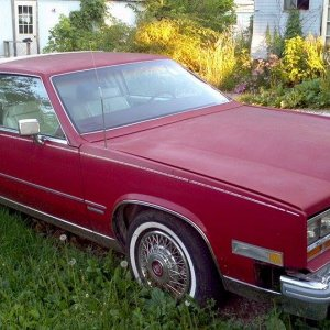 1981 Cadillac Eldorado with Wisco International Renaissance Package