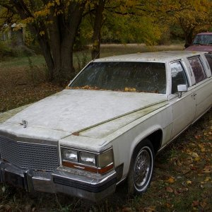 My 1987 Cadillac Fleetwood Limo by LCW