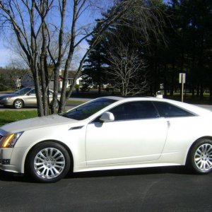 Our 2011 Coupe
