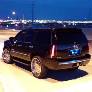 Escalade on 26's