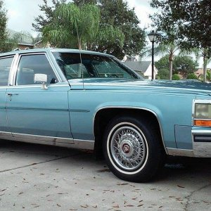 1987 brougham base