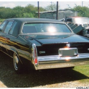 Hillbillywood's 1978 Factory Limo