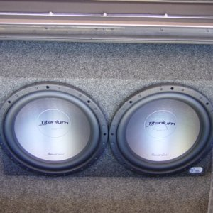 15 inch subs in a 1991 deville