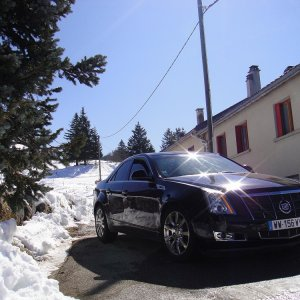 CTS 3.6 in france