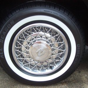 1979 Coupe deVille Phaeton - wheel