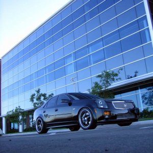 CTS-V Paco's Ride