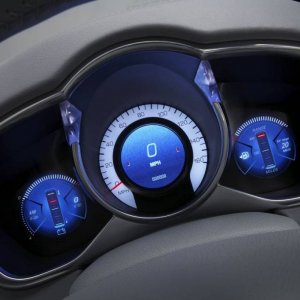 Cadillac Provoq Fuel Cell Concept Gallery