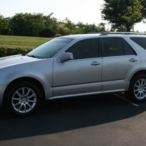 '06 N* AWD Caddy Wagon