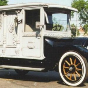 Oldest Surviving Cadillac Hearse