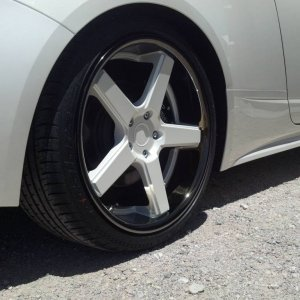 White Diamond Wheels