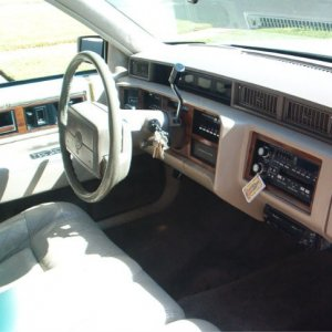 Front Interior Driver Side